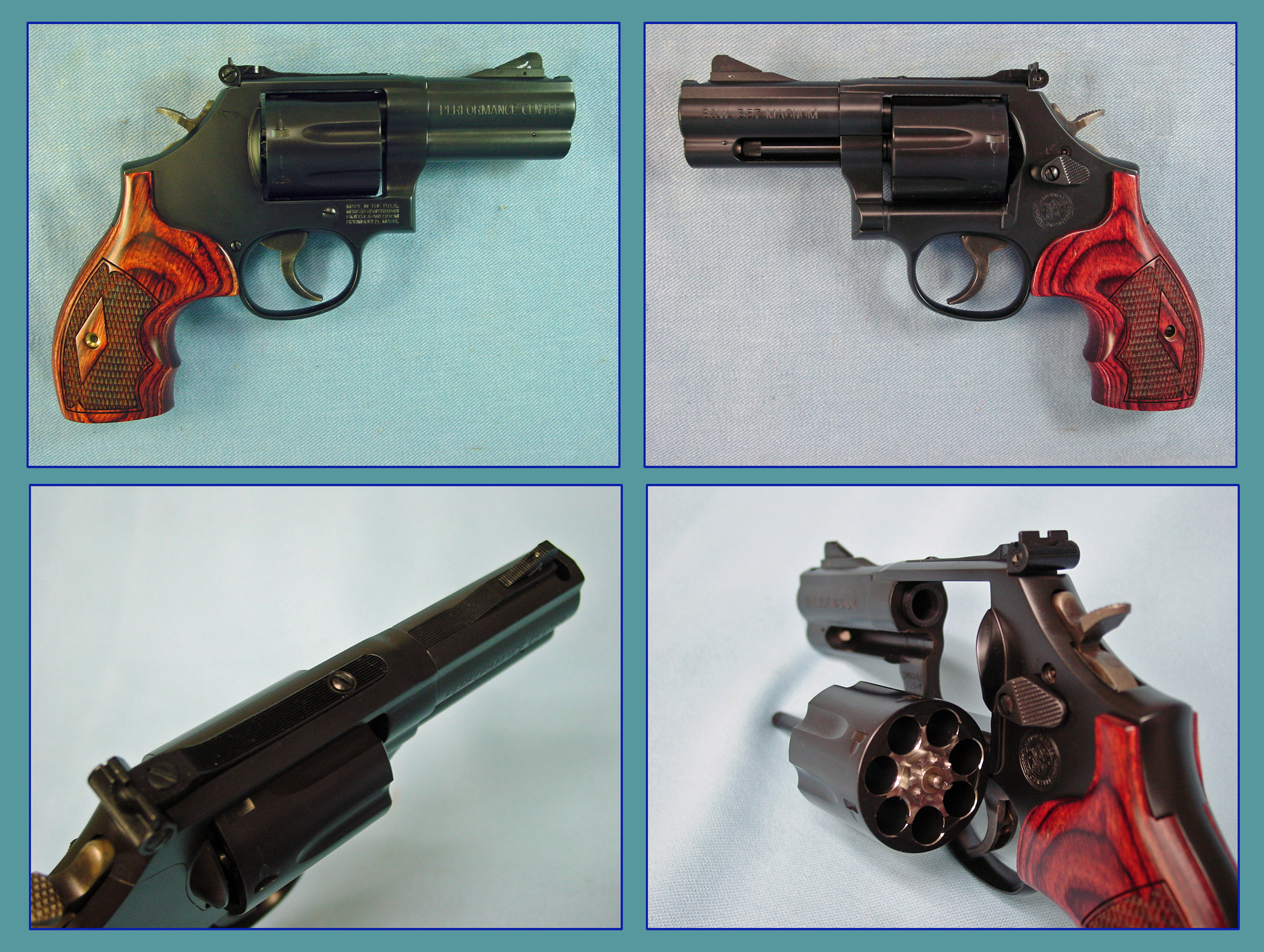 Central Florida Pawn - Smith & Wesson Performance Center Revolvers